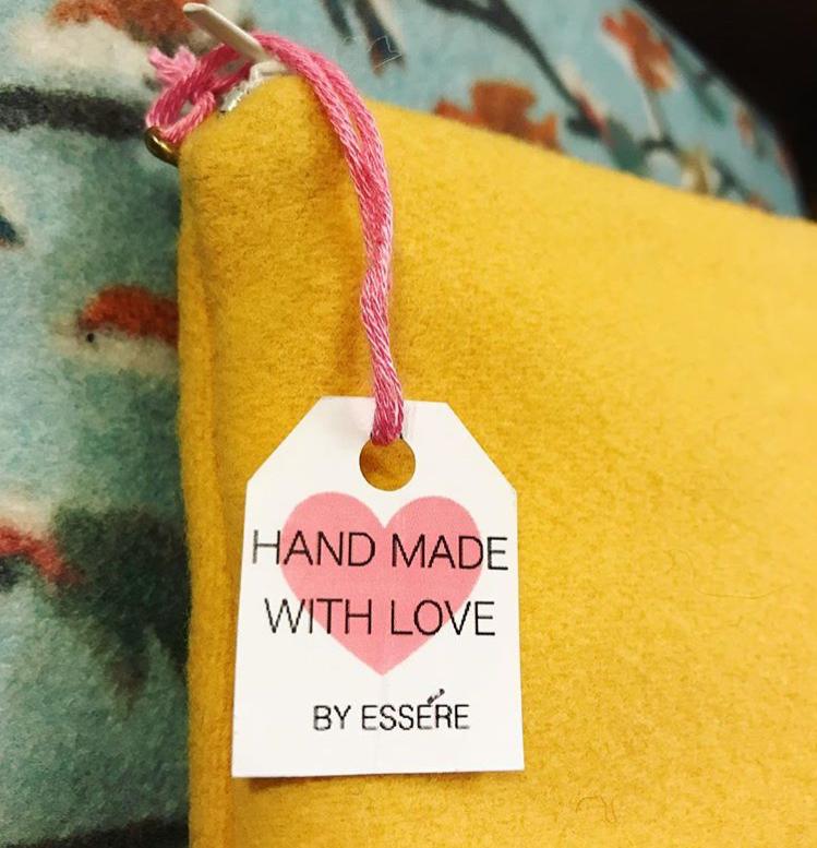 handmade with love essere atelier negozio di moda abiti personalizzati firenze