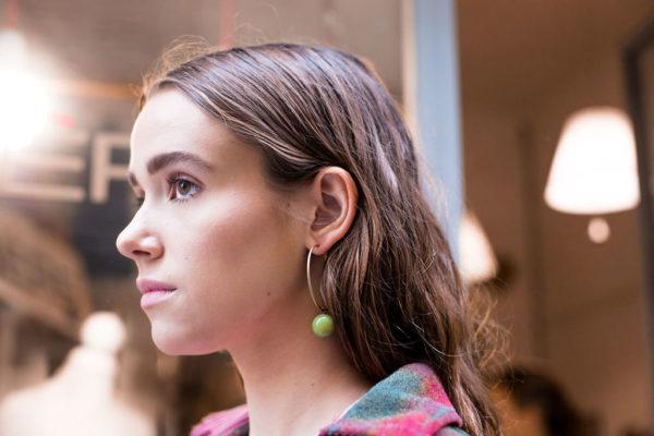 orecchini donna essere atelier negozio di moda abiti personalizzati firenze